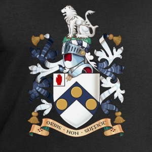 "James Bonds coat-of-arms and family motto ""The w - Men's Sweatshirt by Stanley & Stella"