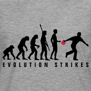 evolution_bowler_b_2c Hoodies & Sweatshirts - Men's Premium Longsleeve Shirt