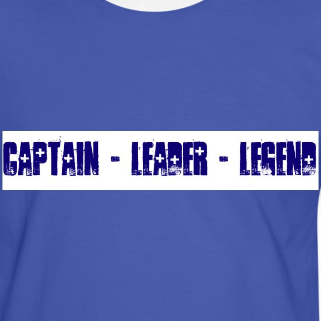 Captain Leader Legend