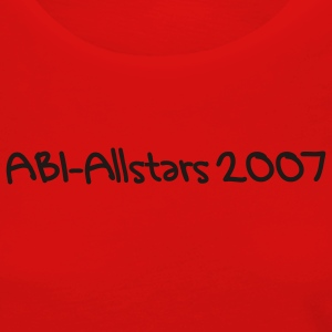 Red allstars Ladies' - Women's Premium Longsleeve Shirt