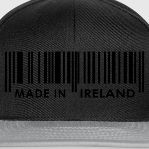 Black Made in Ireland Ladies' - Snapback Cap