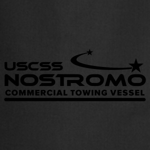 Brown Nostromo T-Shirts - Cooking Apron