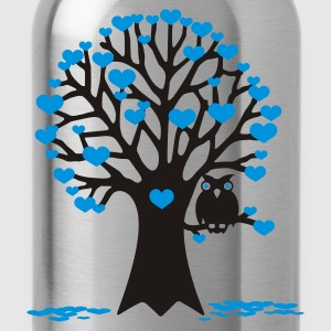 Olive tree of love Girlie - Trinkflasche