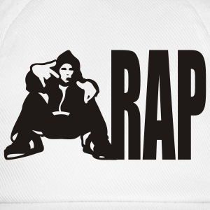 White rap Ladies' - Baseball Cap