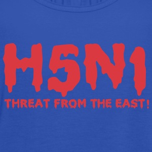 Sky H5N1 Threat T-Shirts - Women's Tank Top by Bella