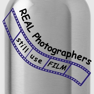 Film Photographer T-Shirt - Water Bottle