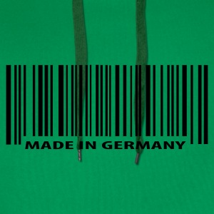 Grasgrün Made in Germany T-Shirt - Männer Premium Hoodie