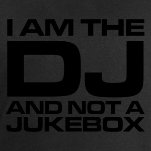 Nero I am the DJ and not a jukebox Maglietta - Felpa da uomo di Stanley & Stella