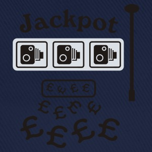 Speed Camera Jackpot T-Shirt - Baseball Cap