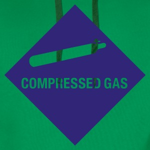 Compressed Gas T-Shirt - Men's Premium Hoodie