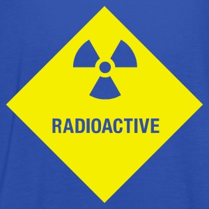 Radioactive T-Shirt - Women's Tank Top by Bella
