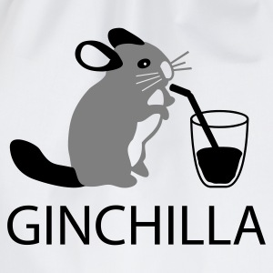 Ginchilla  - Turnbeutel