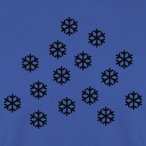 Sky Snowstorm - Snow - Winter T-Shirts - Men's Sweatshirt