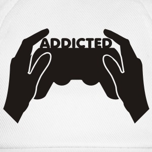 Ash addicted T-Shirts - Baseball Cap
