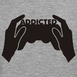 Ash addicted T-Shirts - Men's Premium Longsleeve Shirt