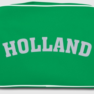 Bottlegreen Holland T-Shirt - Retro Tasche