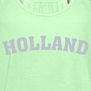 Bottlegreen Holland T-Shirt - Frauen Tank Top von Bella