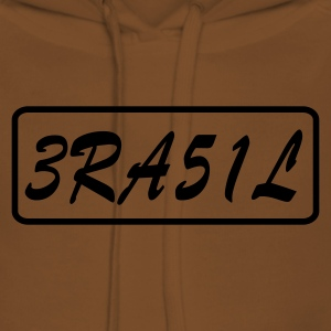 Yellow Brazil Ladies' - Women's Premium Hoodie