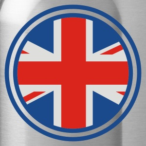 Geel Very British T-Shirts - Drinkfles