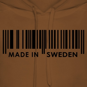 Yellow Made in Sweden T-Shirts - Women's Premium Hoodie