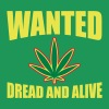 Wanted Dread & Alive Men's Tees (short-sleeved) - Men's Premium T-Shirt