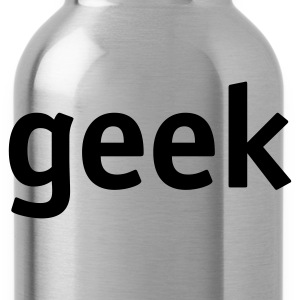 geek - Water Bottle