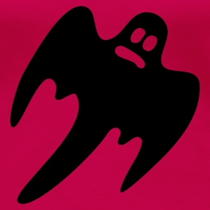 Gespenst - Girly - Frauen Premium T-Shirt