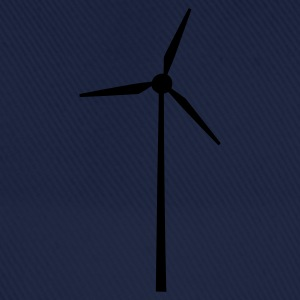Sky Wind wheel for renewable energies T-Shirts - Baseball Cap