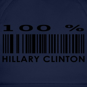 Royal blue Hillary Clinton T-Shirts - Baseball Cap