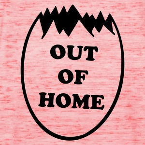 Out Of Home - Frauen Tank Top von Bella