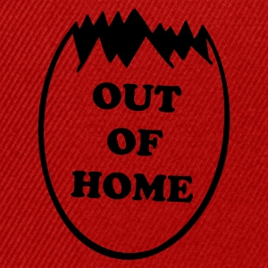 Out Of Home - Snapback Cap