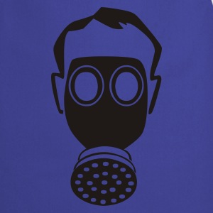 Turkos Gas mask T-shirts - Förkläde