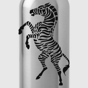 Sky zebra Men's Tees - Water Bottle