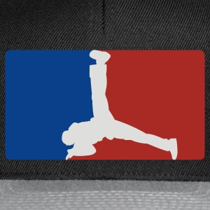 Breakdance League - Snapback-caps