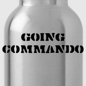 Sky going commando T-Shirts - Water Bottle