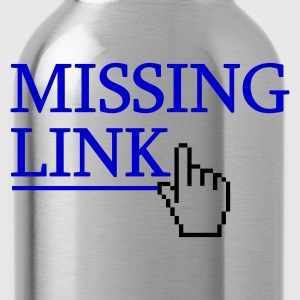 missing link - Trinkflasche
