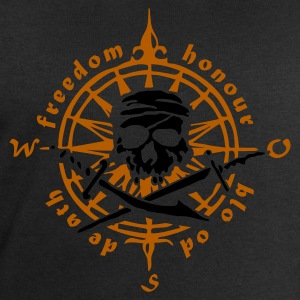 piraten_weiss T-Shirts - Men's Sweatshirt by Stanley & Stella
