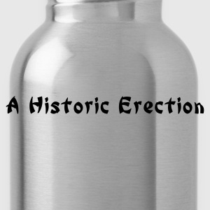 a historic erection - Water Bottle