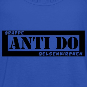 ANTI-DO Shirt - Frauen Tank Top von Bella