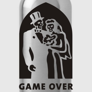 game_over Magliette - Borraccia