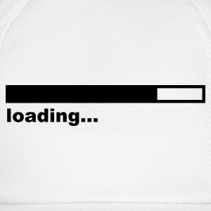 Loading Bar Girlie Weiß - Baseballkappe