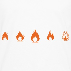 fire - Men's Premium Longsleeve Shirt