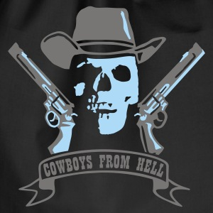 cowboys_from_hell T-shirts - Sportstaske