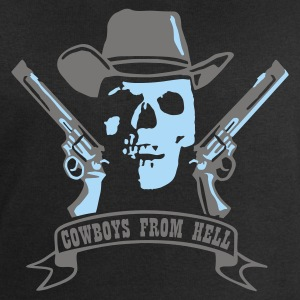 cowboys_from_hell T-shirts - Sweatshirt herr från Stanley & Stella