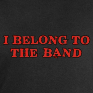 Schwarz i_belong_to_the_band T-Shirts - Männer Sweatshirt von Stanley & Stella