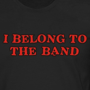 Schwarz i_belong_to_the_band T-Shirts - Männer Premium Langarmshirt