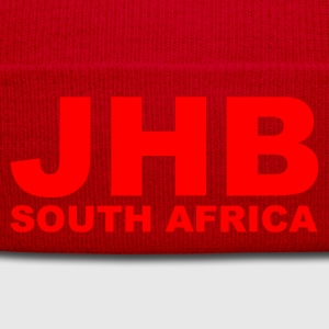 Yellow JHB, Johannesburg South Africa Women's Tees - Winter Hat