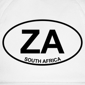 Ash ZA South Africa Men's Tees - Baseball Cap