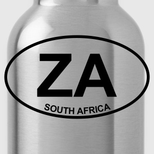 Ash ZA South Africa Men's Tees - Water Bottle