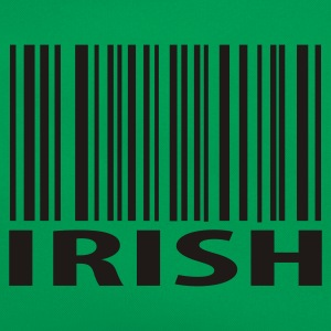 Grasgrün Irish T-Shirts - Retro Tasche